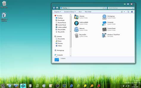 theme windows 7 visual style windows 7 skull visual style by thedarkenedpoet on deviantart