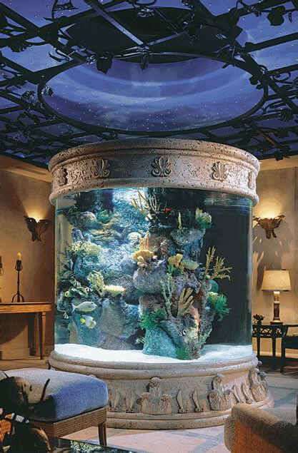 aquarium design usa featured home products and artists for luxury homes