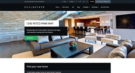 themes wordpress real estate free 15 best real estate wordpress themes wpexplorer