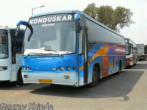 Volvo Sleeper Coach by Konduskar Volvo B7r Sleeper Flickr Photo