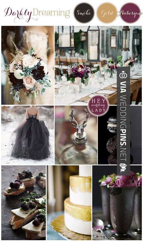 romantic color schemes 36 best wedding colour schemes 2017 images on pinterest