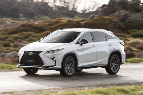 lexus rx 7 seater edges closer to production