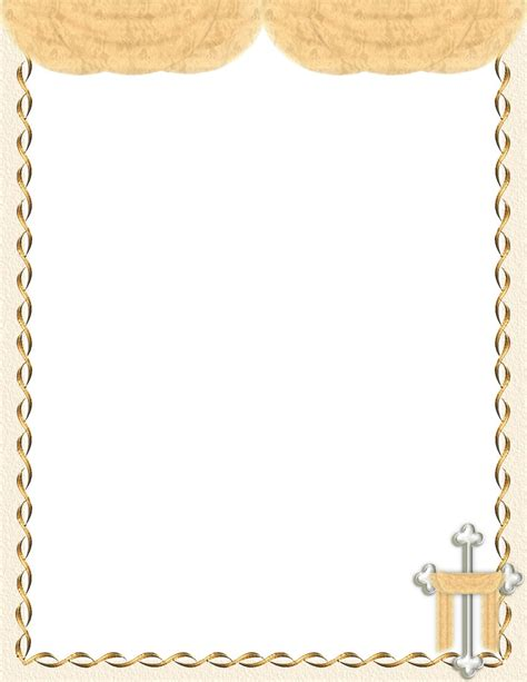 printable religious stationery best photos of church stationery templates free church