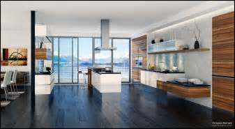 beautiful kitchen design by feg