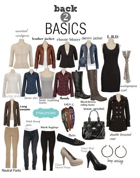 What Every Needs In Wardrobe by The World S Catalog Of Ideas