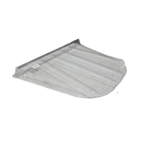 wellcraft 6700 polycarbonate window well cover 067000902