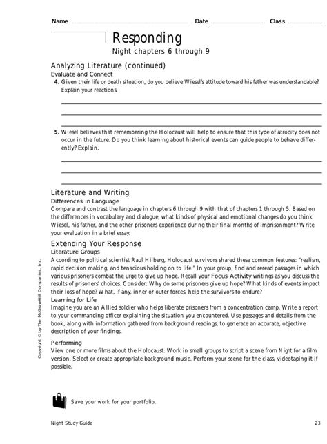 Chapter 22 Section 1 Guided Reading Moving Toward Conflict Answers by Nightbyeliewieselstudyguide 1