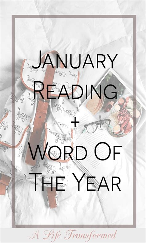 exstresso taking a coffee with god books january reading list word of the year a transformed