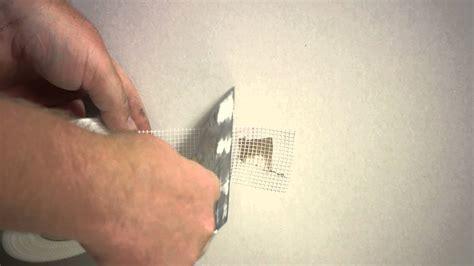 Repairing Torn by How To Repair Torn Paper On Drywall Wall Repair