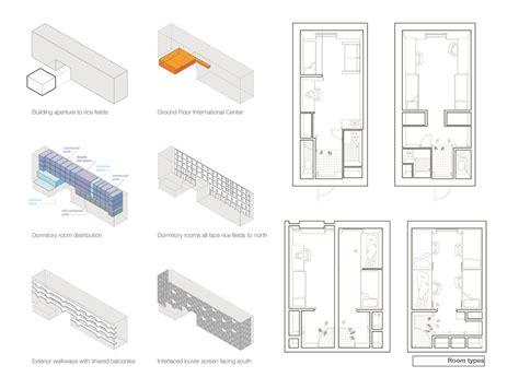 room structure diagram gallery of ihouse dormitory studio sumo 22 sumo