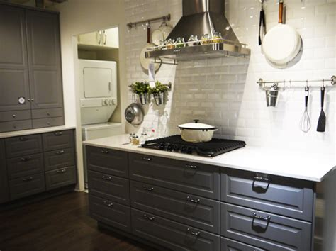 2014 cheap modern modular showroom kitchen cabinet door ikea debuts 2015 sektion kitchen line filled with ultra