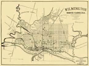 wilmington carolina map city map wilmington carolina 1929 31 x 23