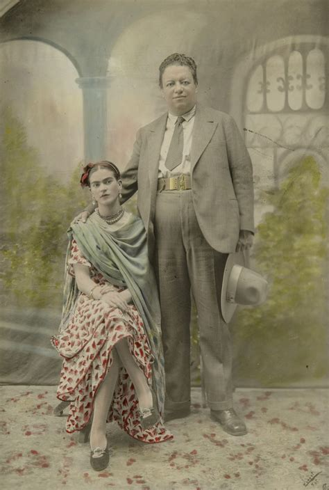 frida kahlo y diego rivera biography victor reyes wedding portrait of frida kahlo and diego