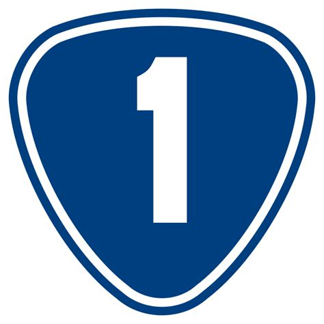 I No file taiwan provincial highway no 1 svg wikimedia commons