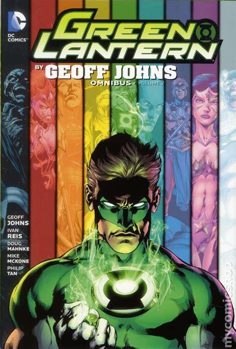 dc rebirth omnibus hc green lantern omnibus hc 2015 dc by geoff johns comic books