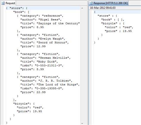 tutorial json html json remove node