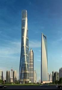 shanghai tower skyscraper china e architect