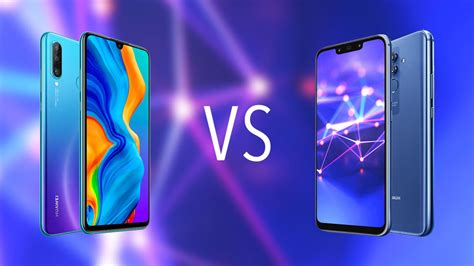 huawei p30 lite vs huawei mate 20 lite comparativa y caracter 237 sticas