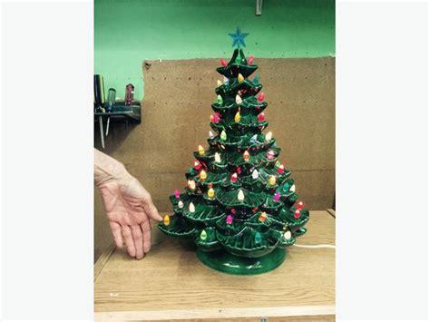 ceramic christmas tree for sale central nanaimo