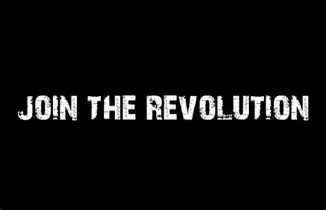 Join The Revolution spark 171 humorous history