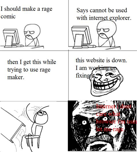 Rage Meme Generator - pin meme generator rage comic maker memegasms on pinterest