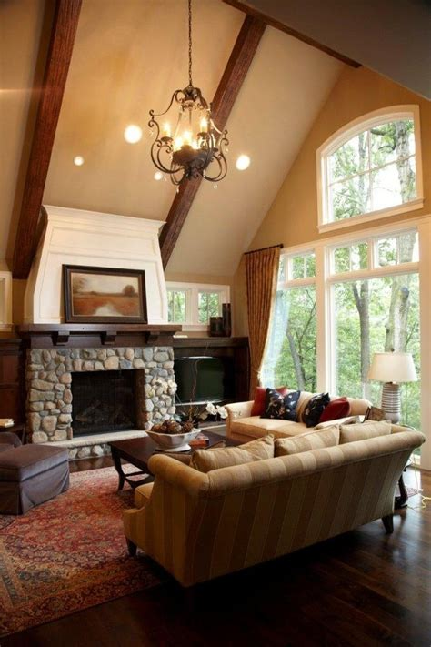 cedar fireplace mantels living room traditional with