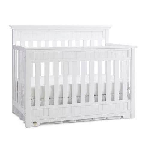 Fisher Price Crib by Fisher Price Lakeland Convertible Crib Snow White