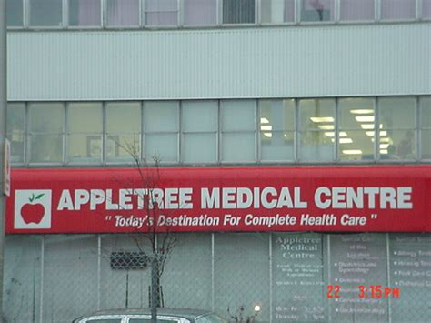 Apple Sign And Awning by Awnings