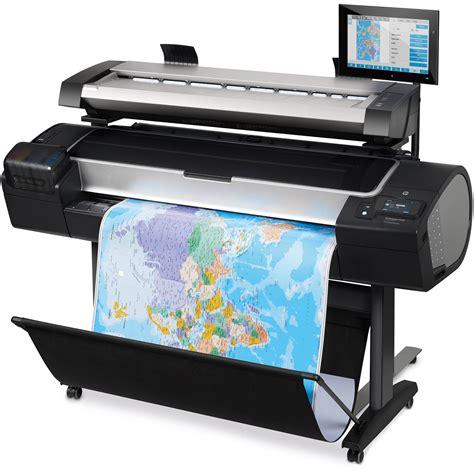 Printer Hp Z5400 Hp Designjet Z5400 Postscript Hd Pro 44 Quot L3s82cb1k B H