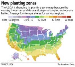 Find My Gardening Zone - two men and a little farm new 2012 usda hardiness zone map