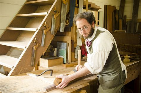 Closet Maker by Colonial Williamsburg Hay Cabinet Shop Tour Part 2