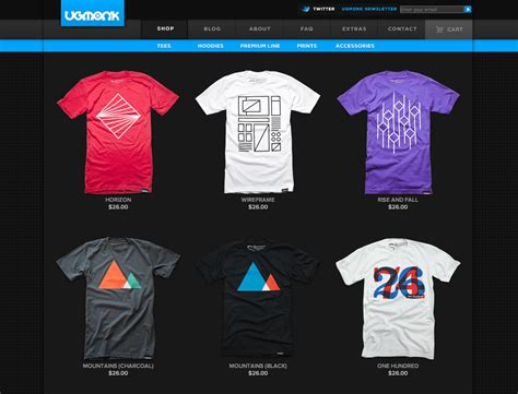 How To Design The Best Website For A Clothing Line Clothing Brand Website Template