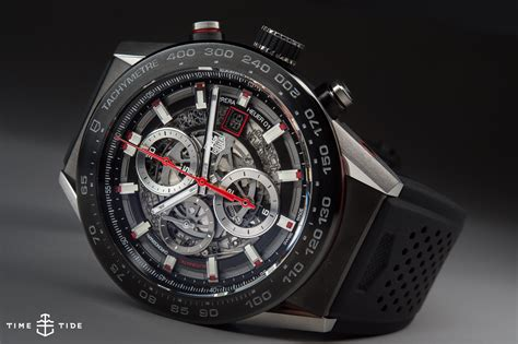 Jam Tangan Tag Heuer 01 on the tag heuer heuer 01 time and tide