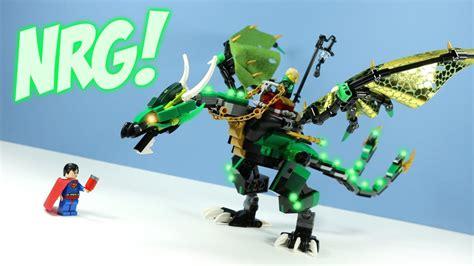 Lego Ninjago The Green Nrg 70593 lego ninjago the green nrg set 70593 adventure