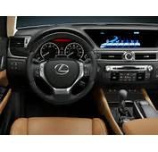 2015 Lexus GS 350 Sedan Base 4dr Rear Wheel Drive Interior