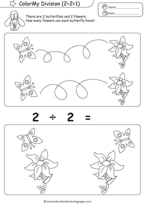 Division Coloring Worksheets by Free Division Coloring Pages Coloring Pages