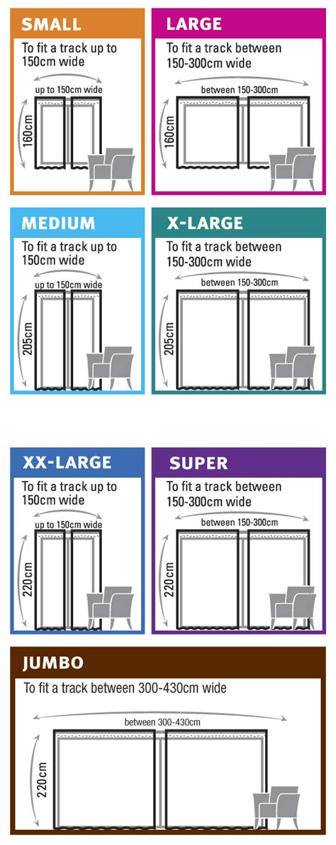 curtain sizes standard 16 choose the right curtains west 3911 125th st