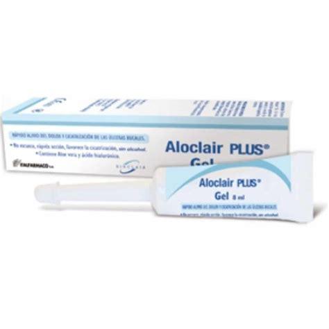 Aloclair Plus Gel aloclair plus gel aftas bucales 8 ml la parafarmacia en