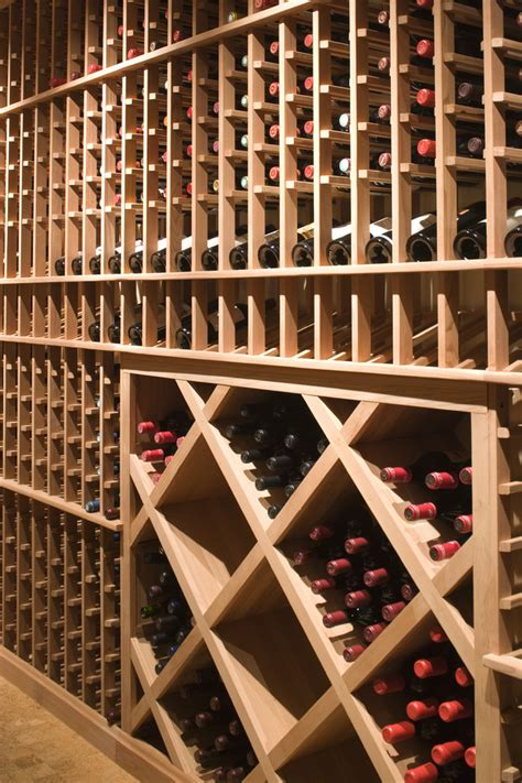 Chair Rail Designs Ideas - wine rack ideas wine cellar contemporary with bar built in storage beeyoutifullife com