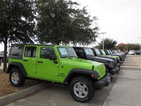 Neon Green Jeep Lime Green Jeep Wrangler Gecko Flickr Photo