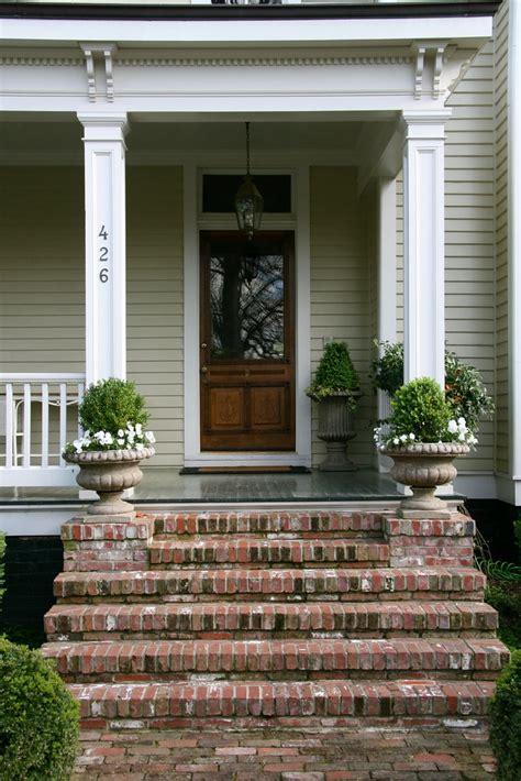 brick steps  front door lauren jolly roberts flickr