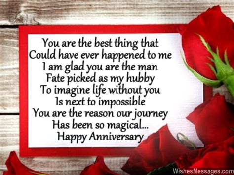 30th Wedding Anniversary Card Verses by Anniversary Poems For Husband Poems For Him