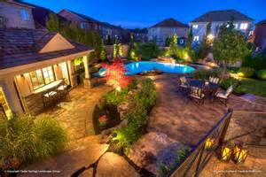 Pool Landscape Lighting Ideas The Luxurious Landscape Lighting Ideas Around Pool Home Design Ideas 2017