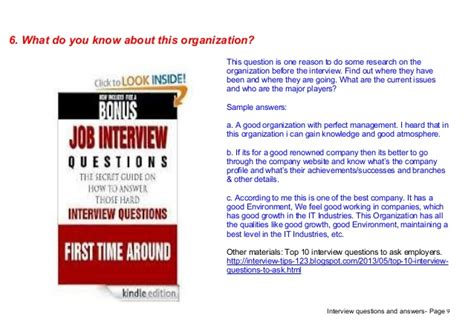 top 7 assistant questions answers