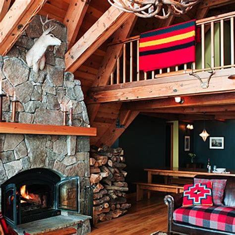 cozy tahoe cabin decorating ideas popsugar home