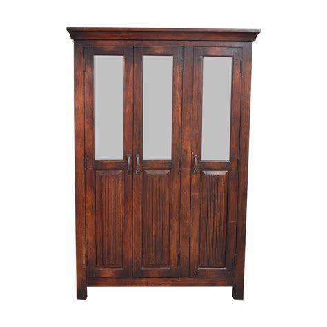 crate and barrel china cabinet best wardrobes armoires on sale