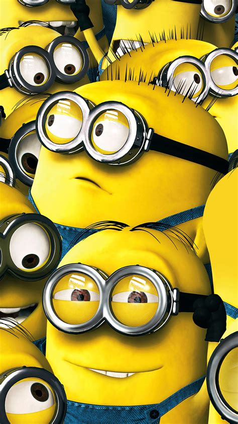 minions wallpaper for iphone 5 hd despicable me minions wallpaper free iphone wallpapers