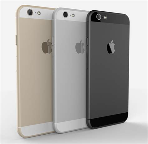 Back Casing Iphone 6 Model Iphone X Fullset Original new iphone 6 renders look amazing picture gallery