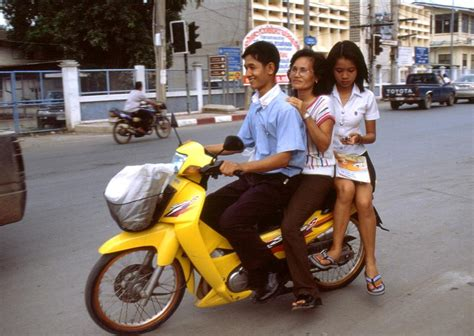 Führerschein Motorrad Thailand by Moped Motorrad Thailand Mopeds Roller Sportbike Oder