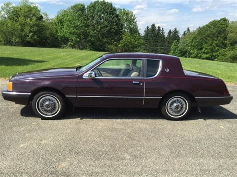 car owners manuals for sale 1986 mercury cougar electronic throttle 1986 mercury cougar ls 2dr coupe in loyalhanna pa